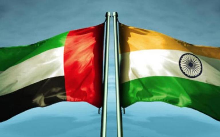 الإمارات والهند توقعان اتفاقية مبادلة للعملة بقيمة 35 مليار روبية