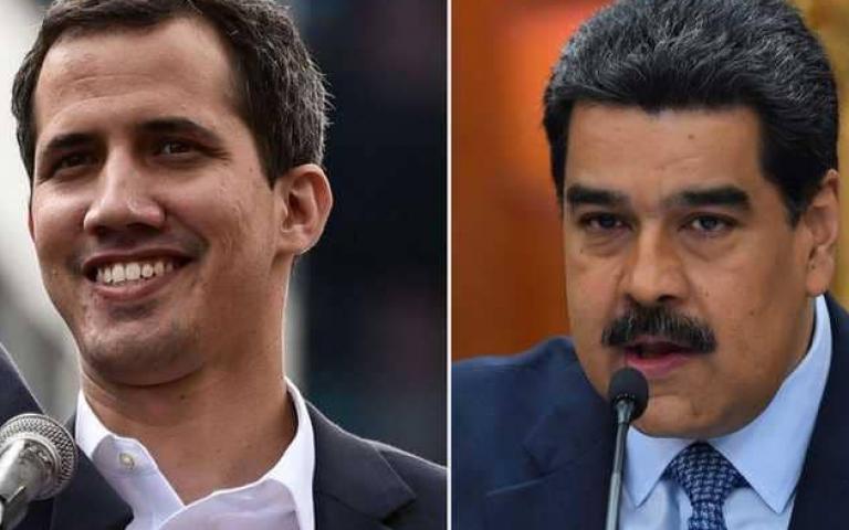 """""""ذهب فنزويلا"""" في صلب الصراع بين غوايدو ومادورو"""