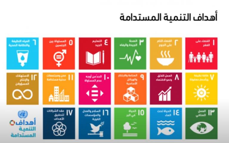 هل تعرفون جميع أهداف التنمية المستدامة؟