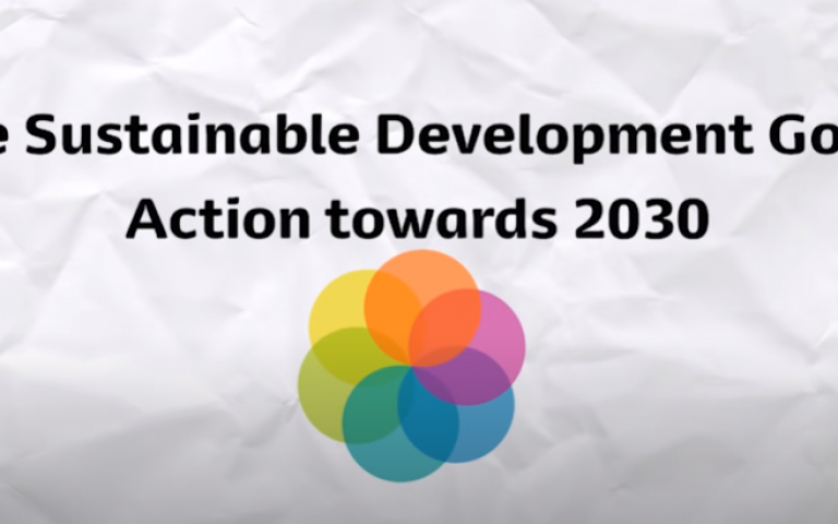 The Sustainable Development Goals – Action Towards 2030 | CAFOD and SDGs