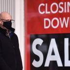 Coronavirus drives shop closures to new record